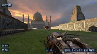 Serious Sam HD The Second Encounter Gameplay (PC) Part 1