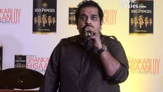 Shankar Ehsaan Loy - 4 City Music Tour Press Conference