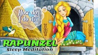 Kids Sleep Meditation | How RAPUNZEL Breaks HER SPELL | Fairy Tale Meditation for Sleep screenshot 5
