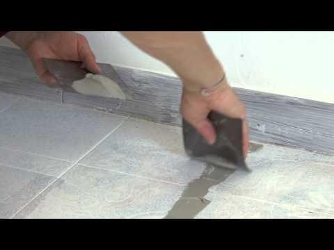 Come riempire le fughe tra le piastrelle tutorial ler - Stucco per fughe piastrelle ...
