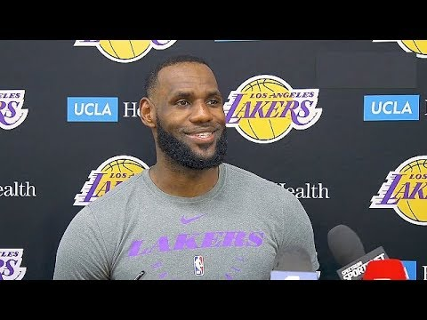 LeBron James WARNS The Entire NBA 'My Playoff Intensity Level Has Been Activated Early'