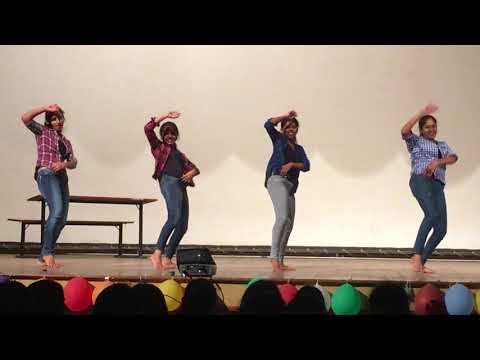 College Feast | Last Bench Kirik Dance | Flash Mob