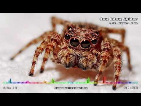 """Happy Mood Children Instrumental Music """"Itsy Bitsy Spider"""""""
