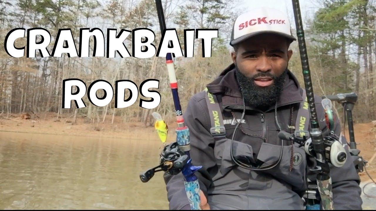 What is the Best Crankbait Rod?
