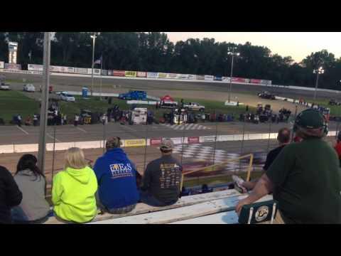 Madison Arca Race Start