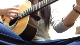 久しぶりに弾き語りしてみました 小学校の時に歌った懐かしい思い出の曲...