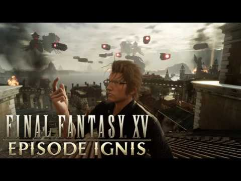 Final Fantasy XV: Episode Ignis - Battle Command Video