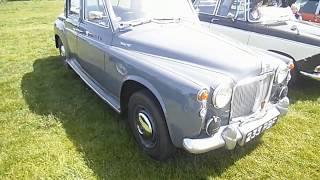 Rover p4 95 . 1963. 2625cc. MMTV
