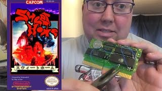 How to Make NES Repros - Sweet Home (SNROM)