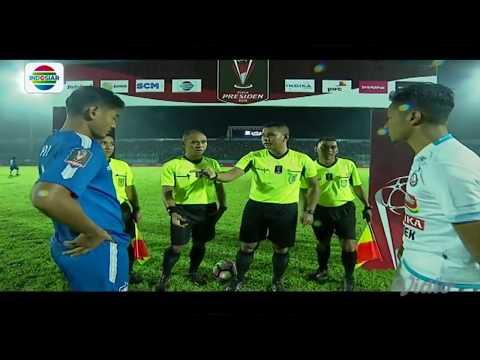 Piala Presiden 2018: PSIS SEMARANG (1) VS AREMA FC (3) - Highlight Gol