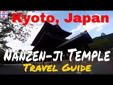 Kyoto | Nanzen-ji Temple | Travel Guide | Episode# 6