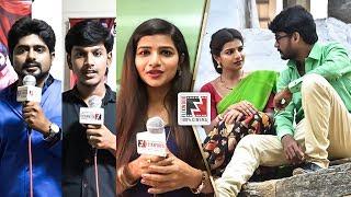 Kalavani Sirukki Latest Tamil Movie | Team Interview | Saamy | Anju Kriti | FLIXWOOD