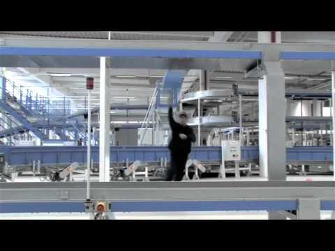 Hermes Logistik Gruppe / Eröffnung des Zentral HUB Friedewald