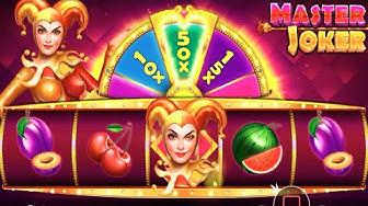 👑 Master Joker Big Win 💰 A Slot By Pragmatic Play.