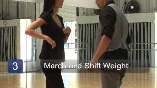 The Cuban Motion in Salsa Dancing for Beginners : Salsa Dancing