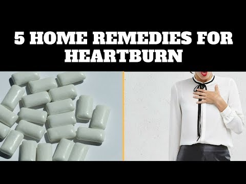 5 Fast Acting Home Remedies For Acidity and Heart Burn