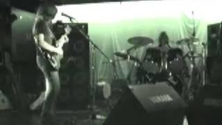 """怖 Coa play their six-song """"Cut Up"""" EP live on April 27, 2003, at t..."""