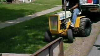 ty s day of tractor pulls