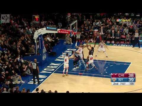 Kevin Knox II Full Play Vs Chicago Bulls | 02/29/20 | Smart Highlights