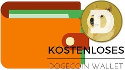 Kostenlos und ganz einfach DogeCoin Wallet erstellen DOGECOINS Wallet Deutsch (IN UNTER 2 MINUTEN)