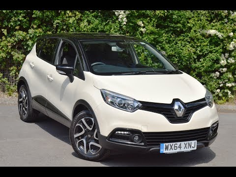Wessex Garages | USED Renault Captur Dynamique S Media Nav at Pennywell Road, Bristol | WX64XNJ