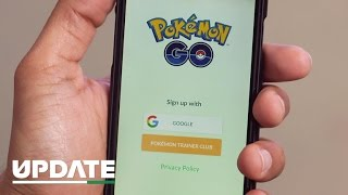 Pokemon Go's big security flaw to be fixed (CNET Update)
