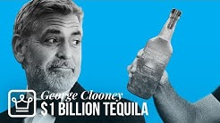 How George Clooney STARTED and SOLD a BILLION Dollar Tequila Company