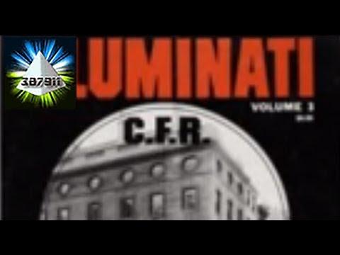 CFR Illuminati 💿 Bilderberg Group Trilateral Commission New World Order 👽 Myron Fagan 1967 Audio 9