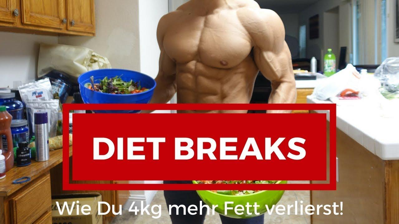 Fehler beim plötzlichen Gewichtsverlust