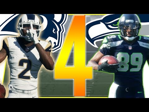 TRENT AND JUICE FACE OFF IN EPIC DIVISION GAME! - Madden 18 Sub Dynasty Ep.6 (Week 4)