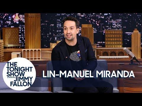 Lin-Manuel Miranda's Son Hates Hamilton but Loves Puerto Rico