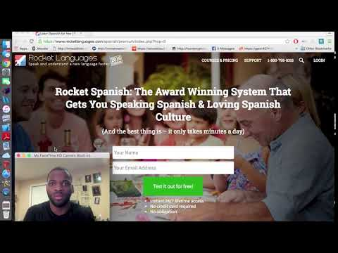Learn Spanish  Rocket Spanish  Earn Top Dollar Selling A Top Product