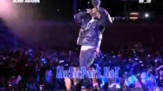 The Game - My Life (LIVE) [MTV Africa Music Awards]