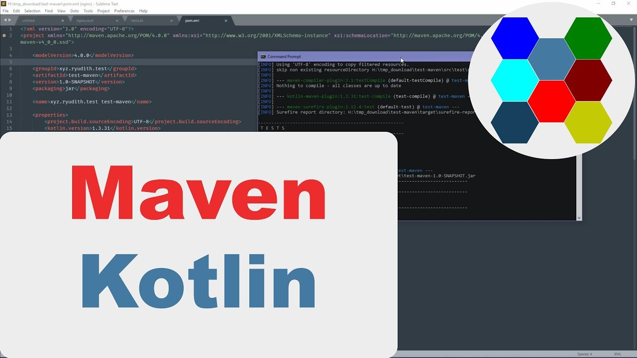How To Install Apache Maven And Test It With Kotlin
