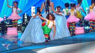 El primer PASE de ORO de Risto Mejide VUELVE al concurso | Audiciones 5 | Got Talent España 5 (2019)