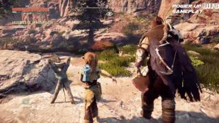 Gameplay: Horizon Zero Dawn - Aloy entrena y crece