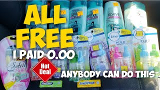 FREE STUFF Anybody can get @ Dollar General with digital coupons