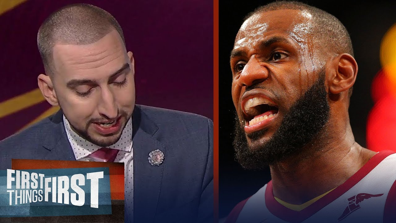 nick-wright-reacts-after-lebron-and-the-cavaliers-lost-to-the-nets-first-things-first
