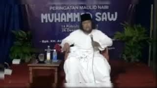 Ceramah Super Hebat Gus Muwafiq Dalam Pengajian Maulid Nabi Saw