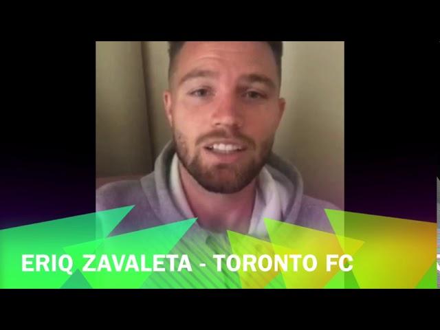 Eriq Zavaleta - Toronto FC