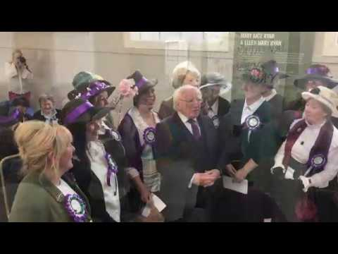 """""""A Celebration of Women & Women's Suffrage"""""""