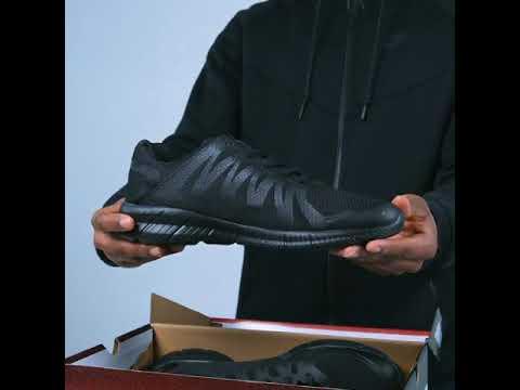 fila memory finition men's running shoes