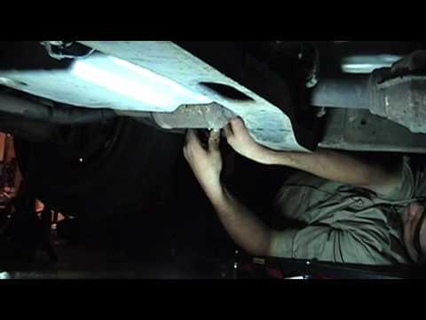 2003 Chevrolet S10 Oxygen Sensor Installation - YouTube