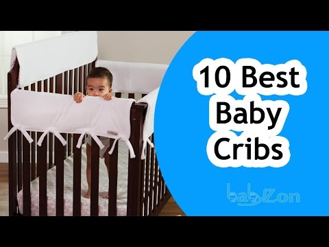 Best Baby Crib 2017 - Top 10 Baby Cribs - Baby Cribs Reviews