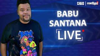 Babu Santana em entrevista ao vivo para a Revista CARAS!