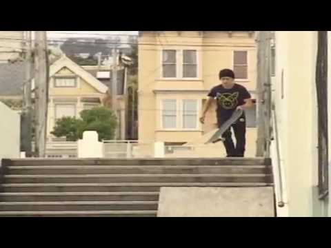 Zero Skateboards : Strange World : Jamie Tancowny
