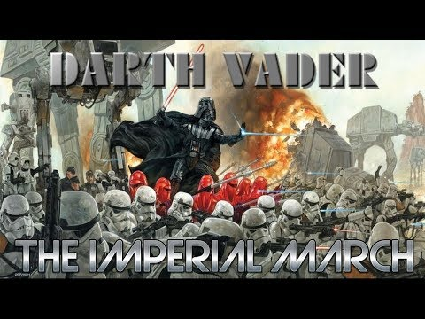 Darth Vader Tribute: The Imperial March