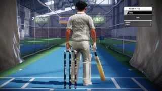 Don Bradman Cricket 14 Net Practice | 1080p HD
