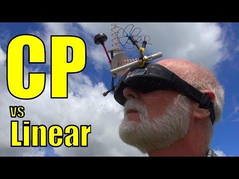 FPV:  Do Linear Antennas Really Suck?