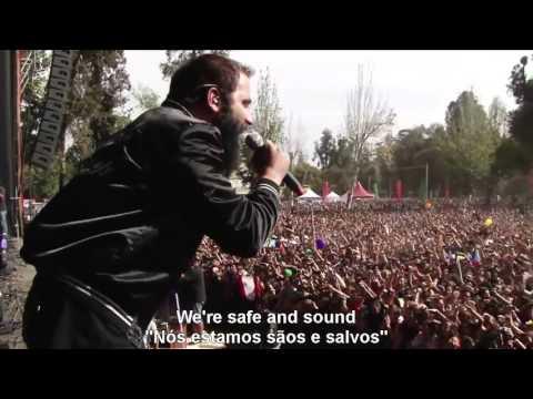 #55 Capital Cities - Safe and Sound Live -- Aprenda Ingles Com Musica